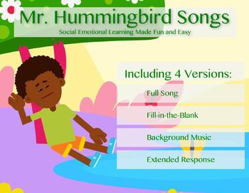 Mr. Hummingbird Song Versions