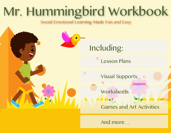 Mr. Hummingbird Workbook