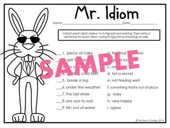 Mr. Idiom