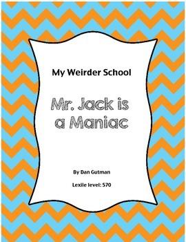 Mr. Jack is a Maniac- book unit