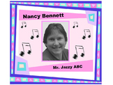 Mr. Jazzy ABC (mp3)