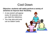 Virtual Teacher - Cool Down