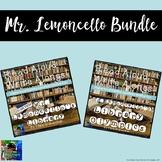 Mr. Lemoncello Book Study Bundle