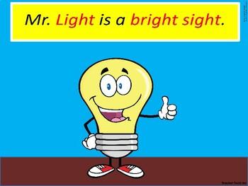 Mr. Light Ebook