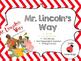 Mr. Lincoln's Way: Patricia Polacco Author Study