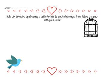 Mr. Lovebird Vocal Path Warmup