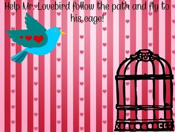 Mr. Lovebird Vocal Path Warmup Interactive