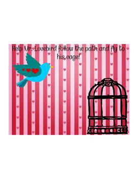 Mr. Lovebird Vocal Path Warmup PDF