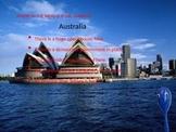 Mr. Maraca down under! The music and culture of Australia