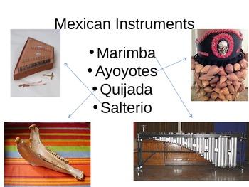 Mr. Maraca in Mexico