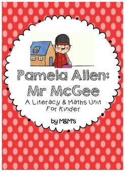 Mr McGee Book Study