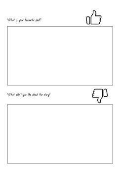 Mr McGee Retell Booklet