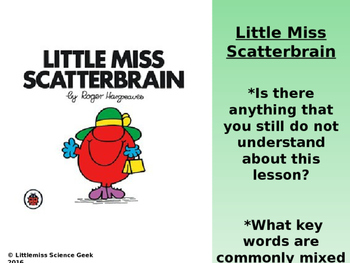 Mr Men & Little Miss AFL Plenary Cards