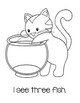 Mr. Meow Meow Counts Fish