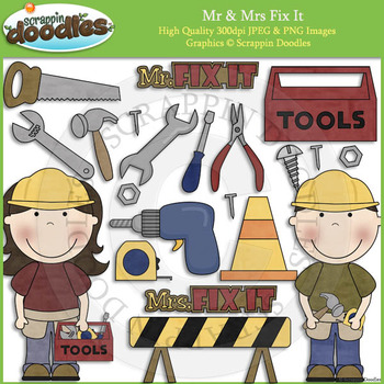Mr & Mrs Fix It