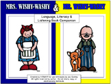 Mr. & Mrs. Wishy Washy: Language, Literacy & Listening Book Companion