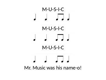 Mr. Music Song