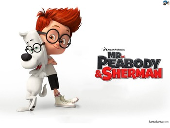 Mr. Peabody and Sherman Project