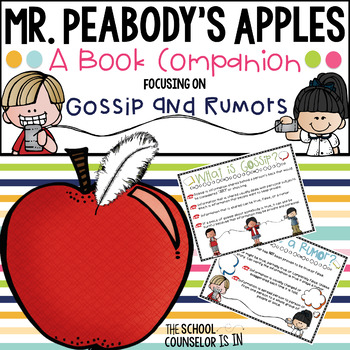 Mr. Peabody's Apples: A Book Companion on Rumors and Gossip
