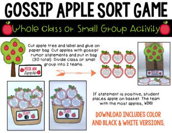 Mr. Peabody's Apples: A Book Companion