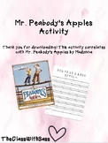Mr. Peabody's Apples Activity