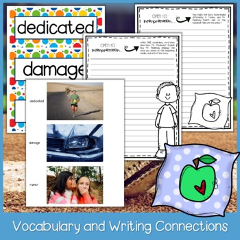 Mr. Peabody's Apples Interactive Read Aloud Lesson Plan and Extensions