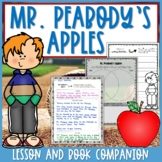 Mr. Peabody's Apples by Madonna Interactive Read Aloud Lesson Plan & Extensions