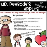 Mr. Peabody's Apples characters changes, lessons learned, & themes