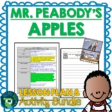 Mr. Peabody's Apples by Madonna Lesson Plan and Activities