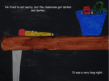 """Classroom Story """"Mr.Pencil"""" -  Tired of finding pencils all over your classroom?"""
