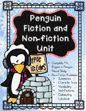 Mr. Popper's Penguin Novel Study **Lapbook Activities included!!