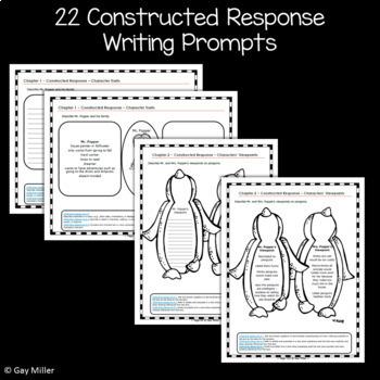 Mr. Popper's Penguins [Atwater] Abridged Printable Book Unit