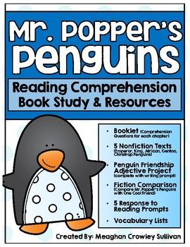 Mr. Popper's Penguins Book Study