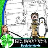 Mr Poppers Penguins Book vs Movie