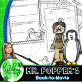 Mr Poppers Penguins | Book vs Movie