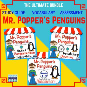 Mr. Popper's Penguins Bundle