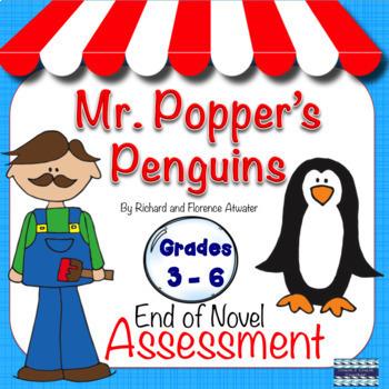 Mr. Popper's Penguins End of Novel Assessment