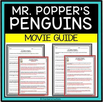 Mr. Popper's Penguins- Movie Guide!