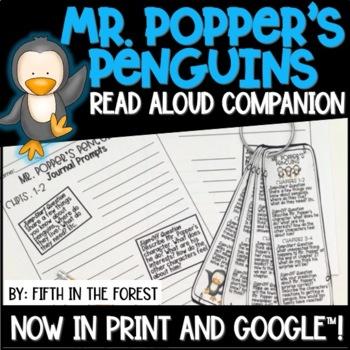 Mr. Popper's Penguins Read Aloud Companion