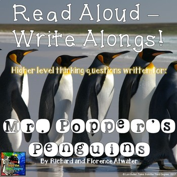 Mr. Popper's Penguins Read Aloud Write Along