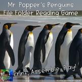 Mr. Popper's Penguins Reading Comprehension Game