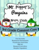 Mr. Popper's Penguins 3rd Grade Common Core Novel Study