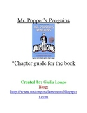 Mr. Popper's Penguins Book Guide