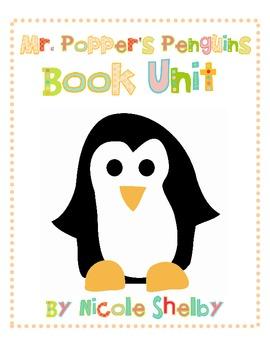 Mr. Popper's Penguins Book Unit
