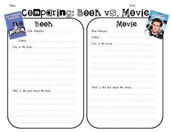 Mr. Poppers Penguins Book vs. Movie