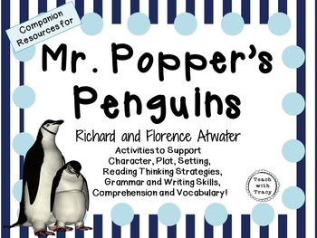 Mr. Popper's Penguins by Richard & Florence Atwater:  A Co