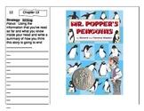 Mr. Popper's Penguins Daily Activities Ch.  10-13