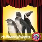 Mr. Popper's Penguins (Novel Study) Gr. 5-6