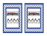 Mr. Popper's Penguins Interactive Notebook Pages