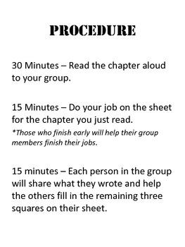 Mr Popper's Penguins Literature Circle Packet Common Core